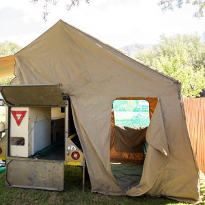 african bush wagons camping trailer
